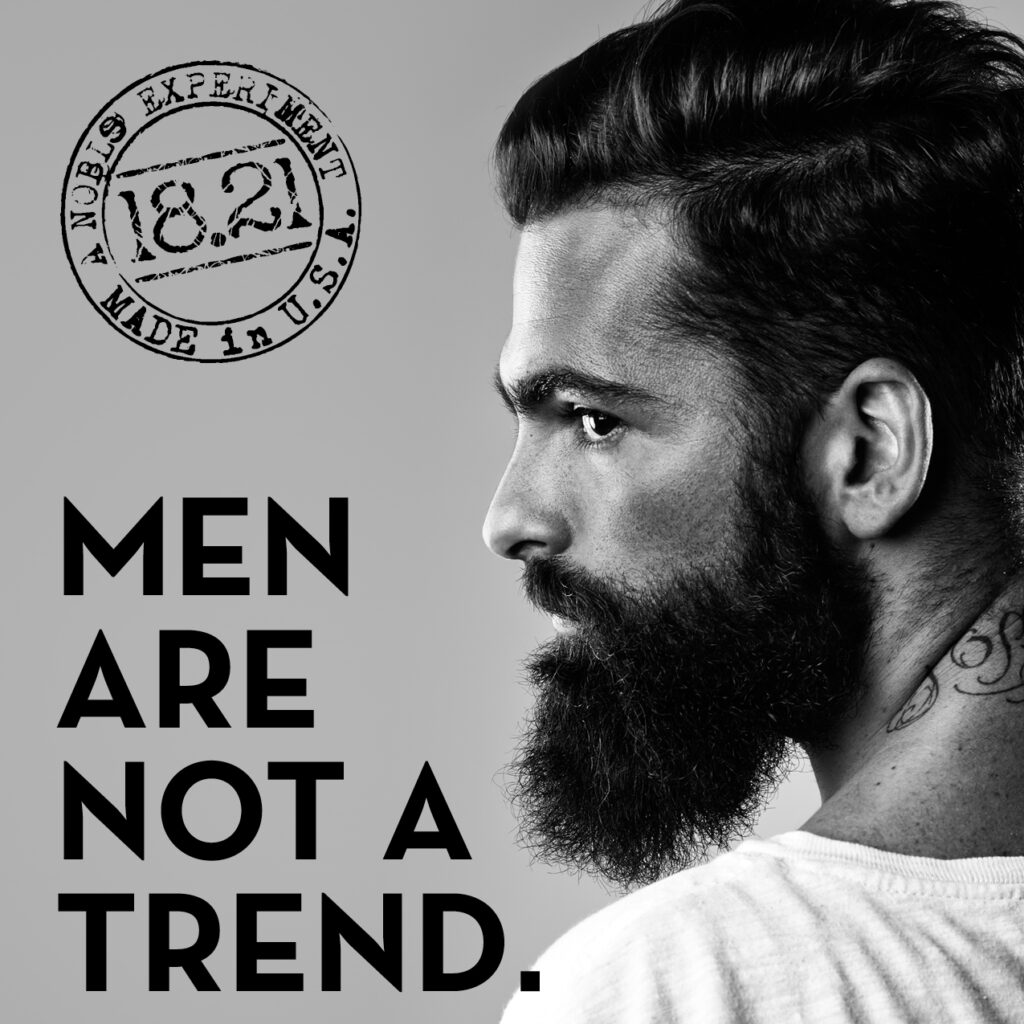 18.21 Man Made – Men Are Not A Trend – Social