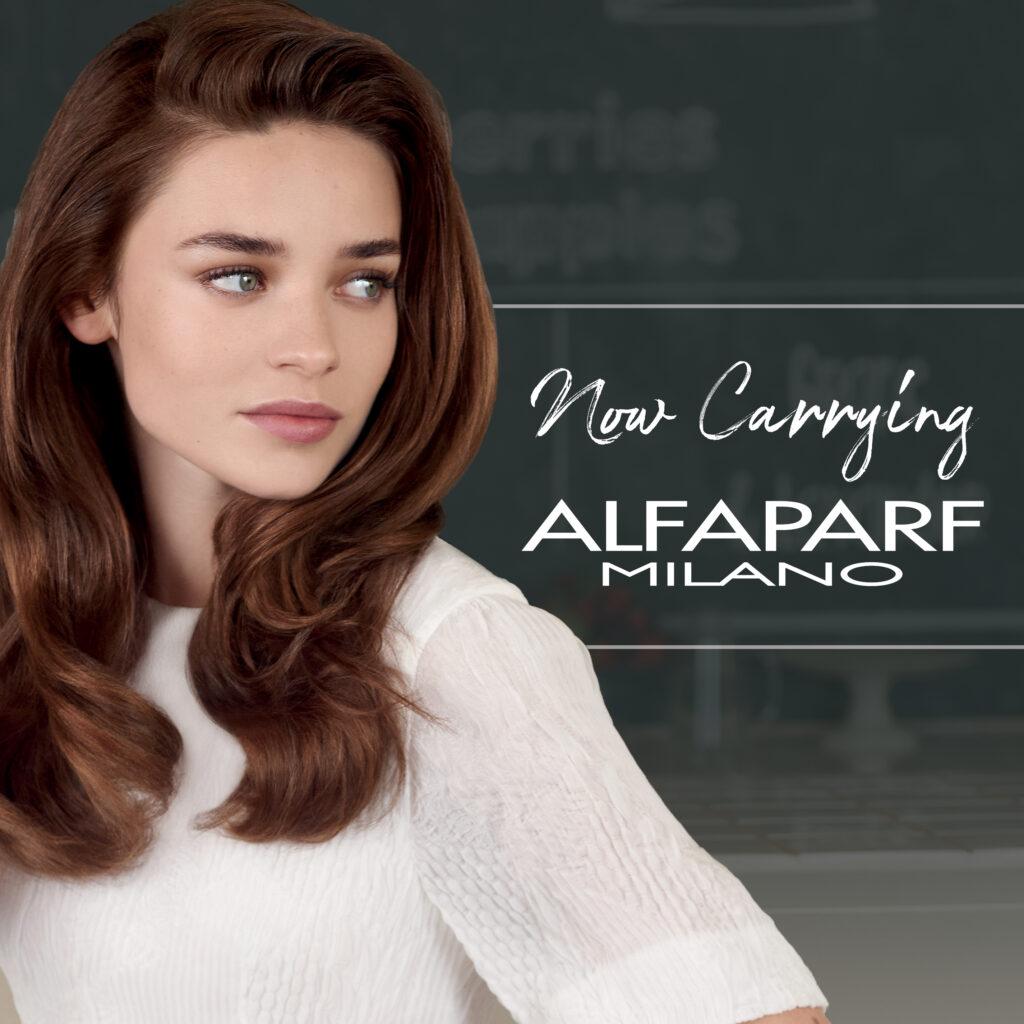 Alfaparf Milano – Introducing – Social