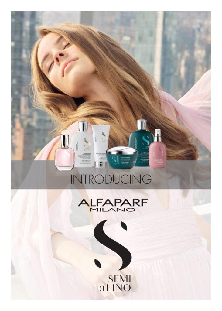 Alfaparf Milano – Introducing – Print 5×7″