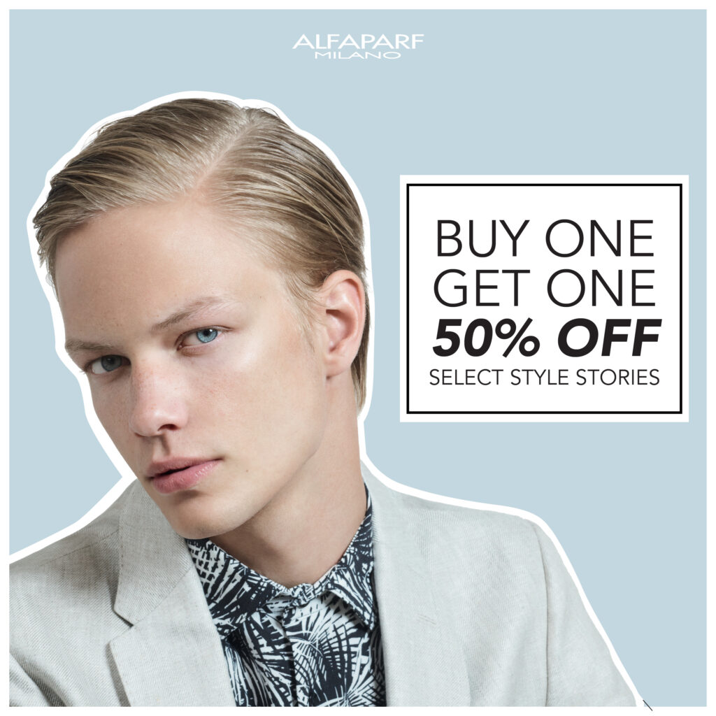 Alfaparf – Style Stories BOGO – Social