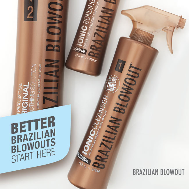 Brazilian Blowout – Better Blowouts Start Here – Social