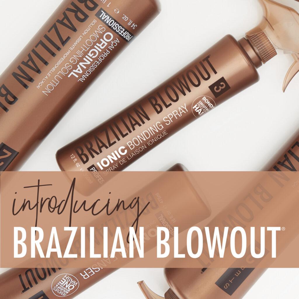 Brazilain Blowout – Introducing – Social