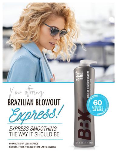 Brazilian Blowout – Express Treatment Product Knowledge – Print 8.5×11