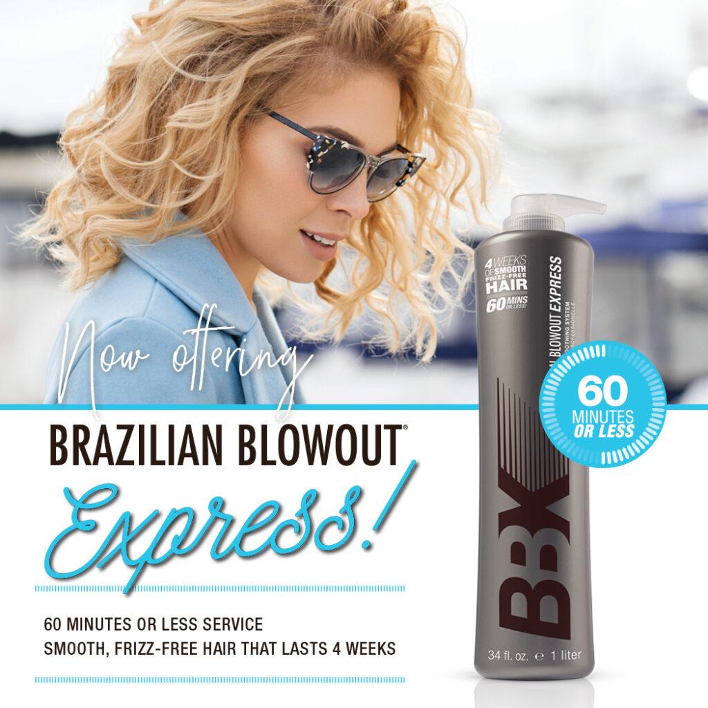 Brazilian Blowout – Express Treatment – Social