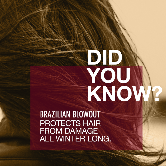 Brazilian Blowout – Did You Know – Social