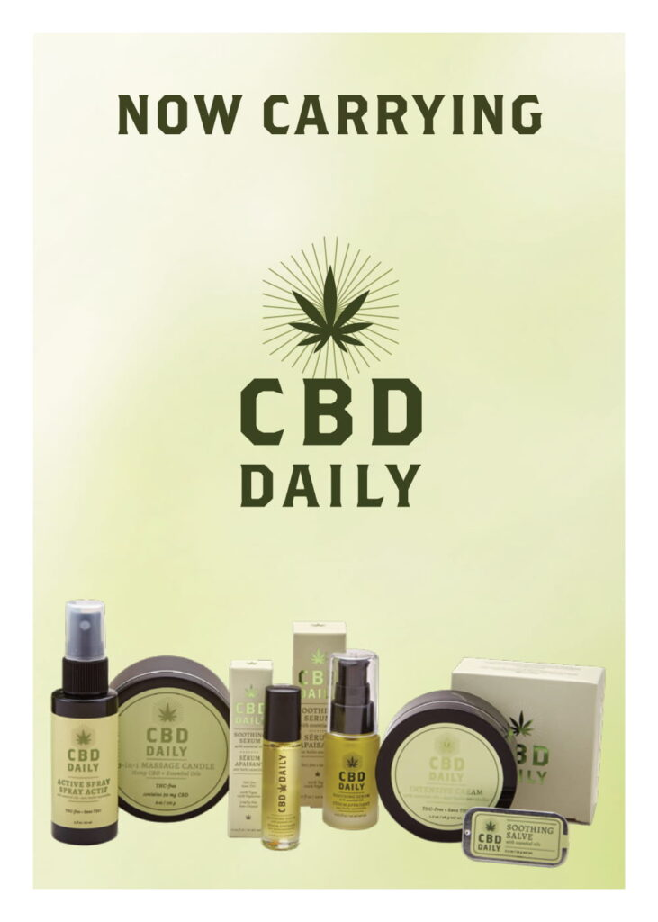 CBD Daily – Introducing – Print 5×7″