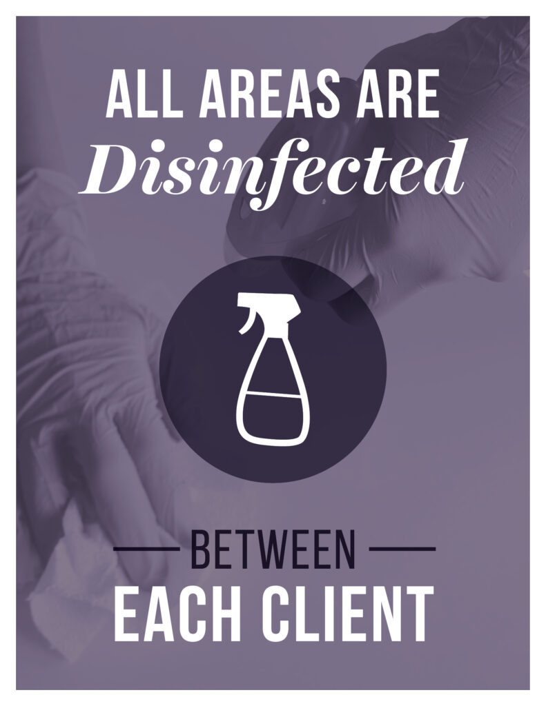 General – All Areas Disinfected – Print 8.5×11
