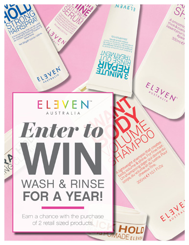 Eleven – Wash and Rinse For a Year – Print 8.5×11