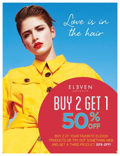 Eleven – Buy 2 Get 1 Half Off – Print 8.5×11