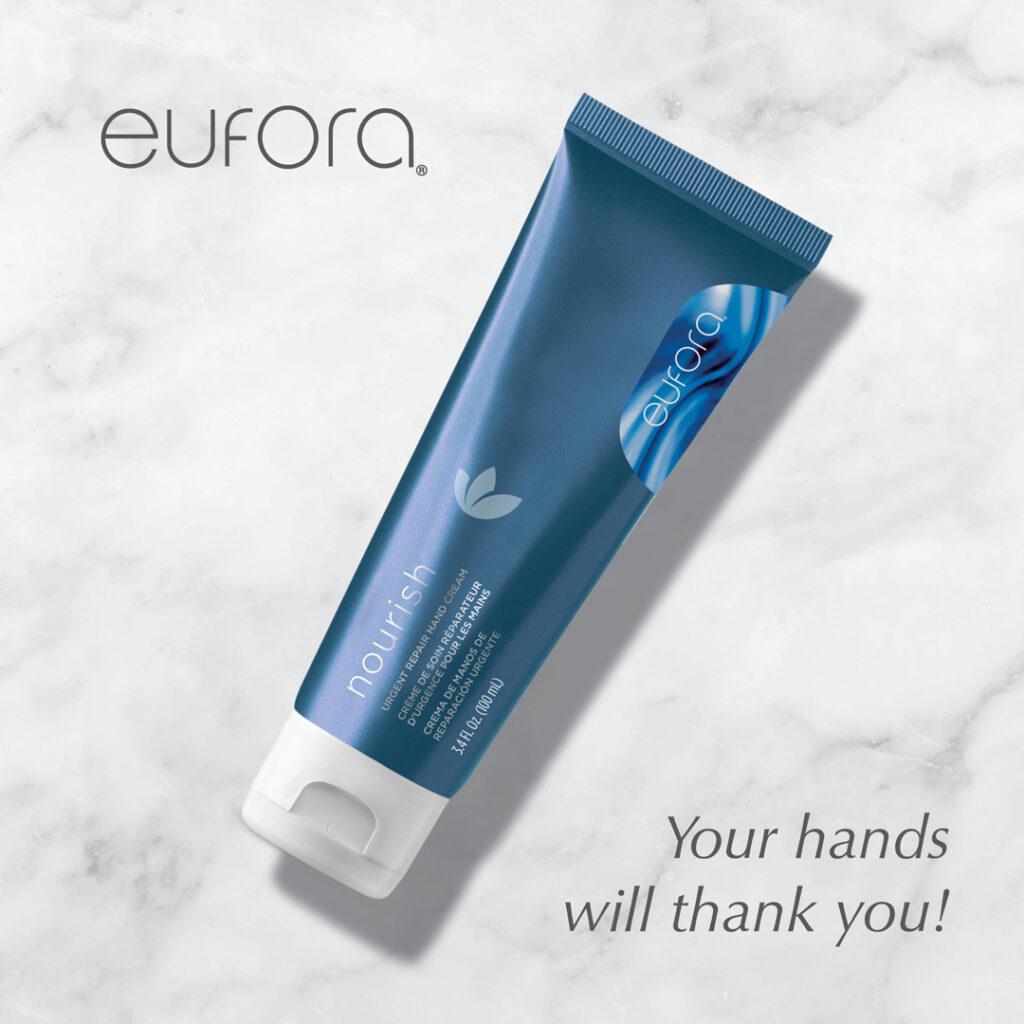 Eufora – Urgent Repair Hand Cream – Social