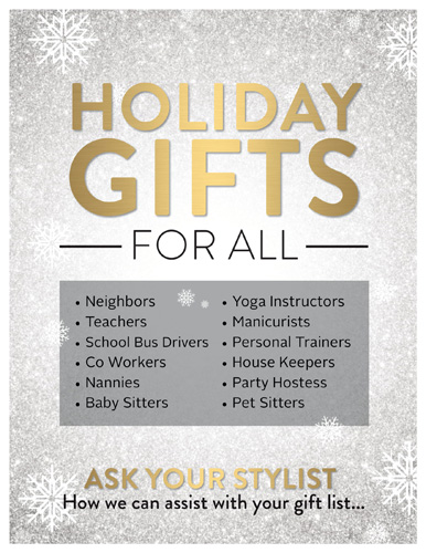 General – Holiday Gifts For all – Print 8.5×11