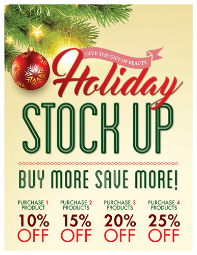 General – Holiday Stock Up – Print All Sizes