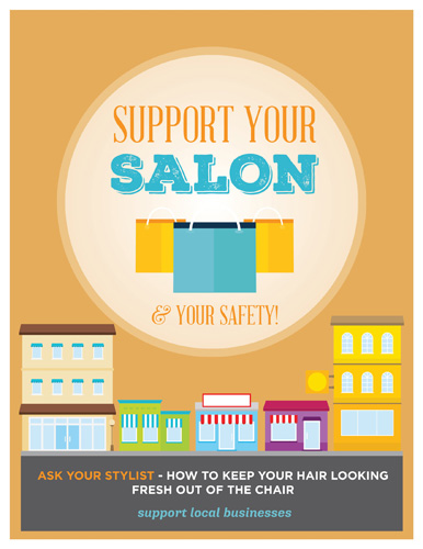 General – Support Your Salon – Print 8.5×11