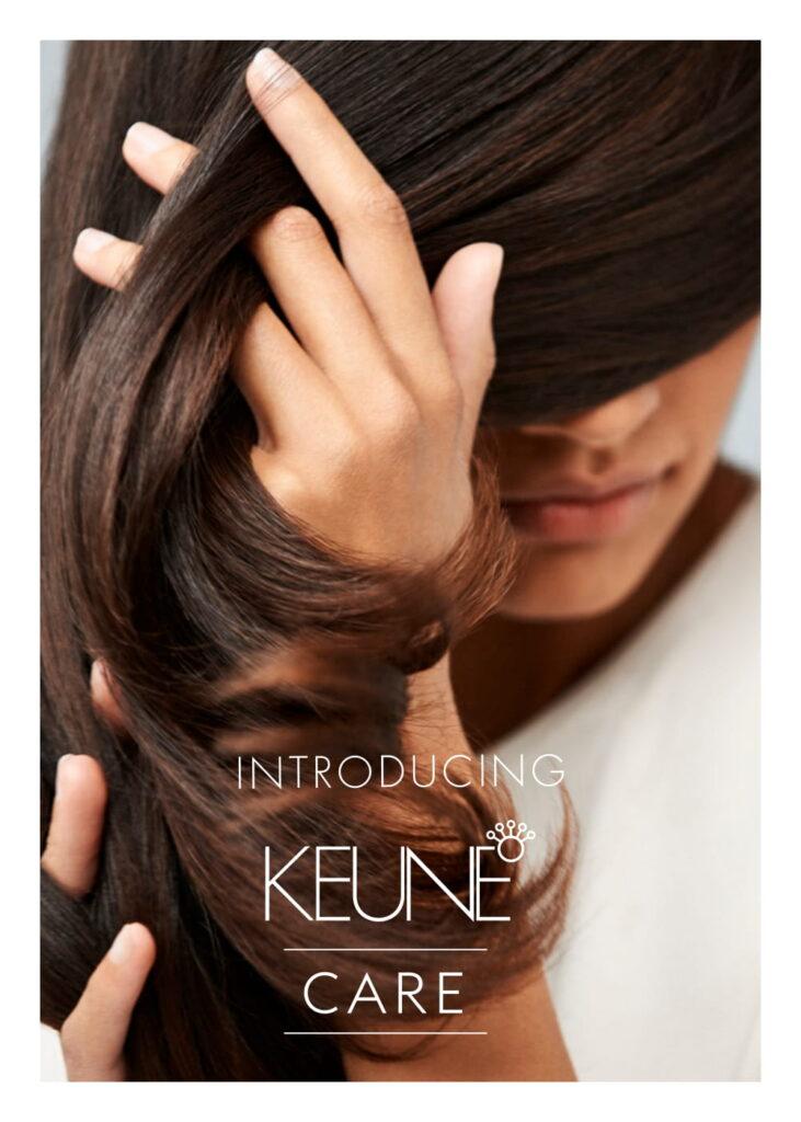 Keune Care – Introducing – Print 5×7″