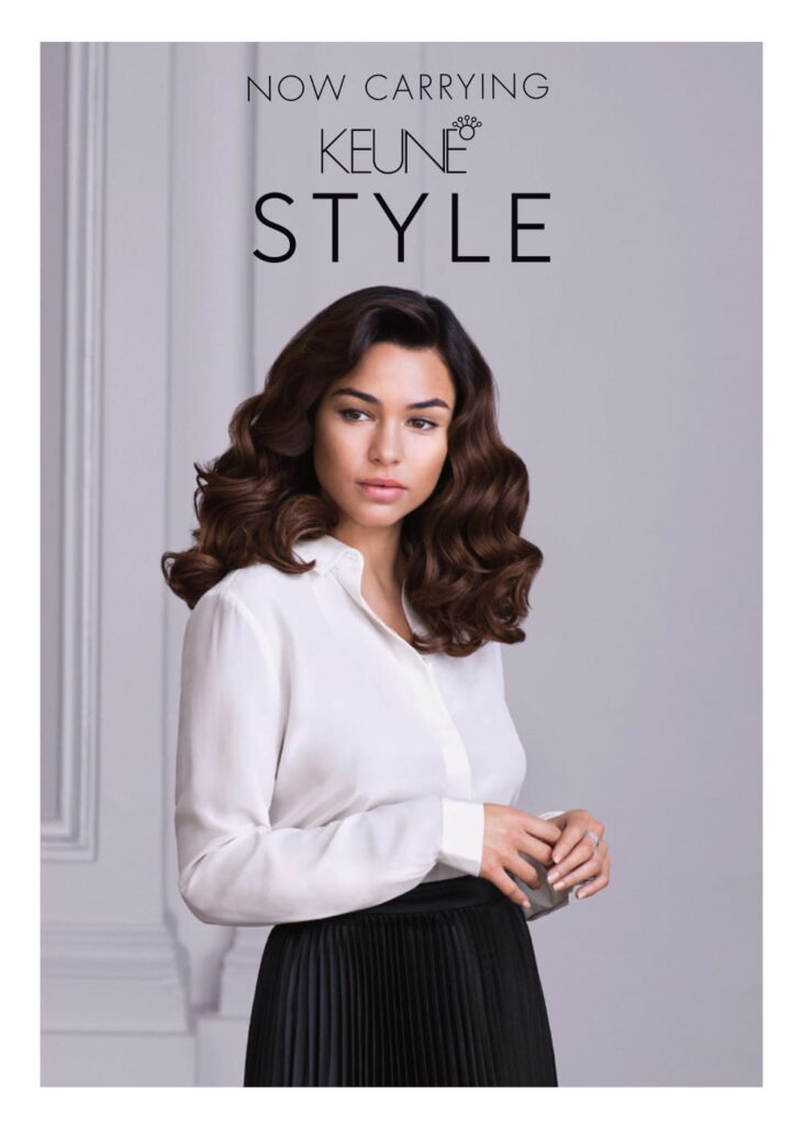 Keune Style – Introducing – Print 5×7″
