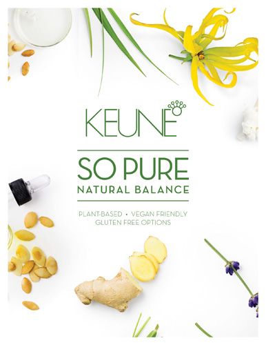 Keune So Pure – Brand Information – Print 8.5×11