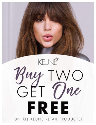 Keune – Buy 2 Get 1 Free – Print 8.5×11