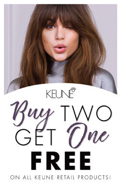 Keune – Buy 2 Get 1 Free – Print 5×7