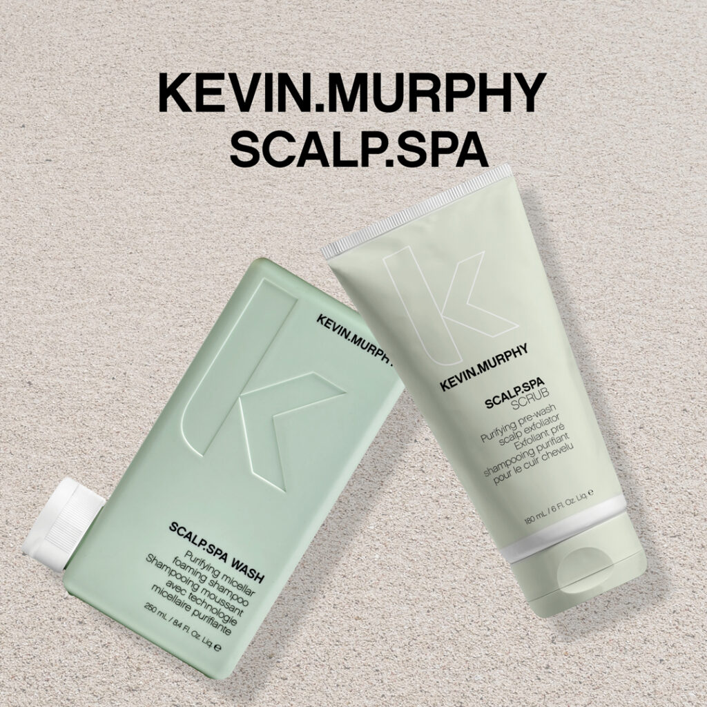 Kevin.Murphy – Scalp.Spa Wash and Scrub – Social