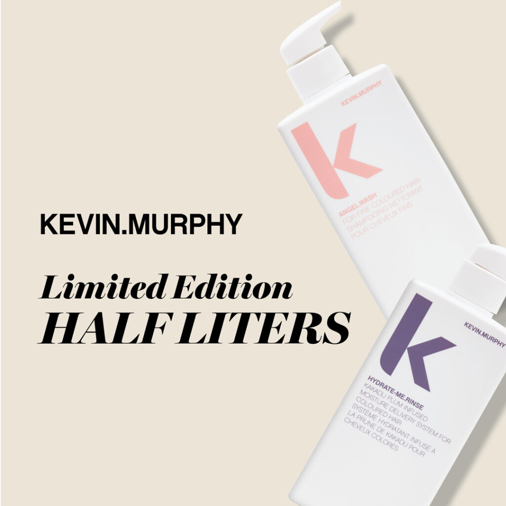 Kevin.Murphy – Limited Edition Half Liters – Social