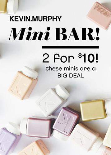 Kevin.Murphy – Mini Bar 2 for $10 – Print 8.5×11
