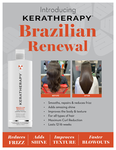 Keratherapy – Brazilian Renewal Treatment – Print 8.5×11