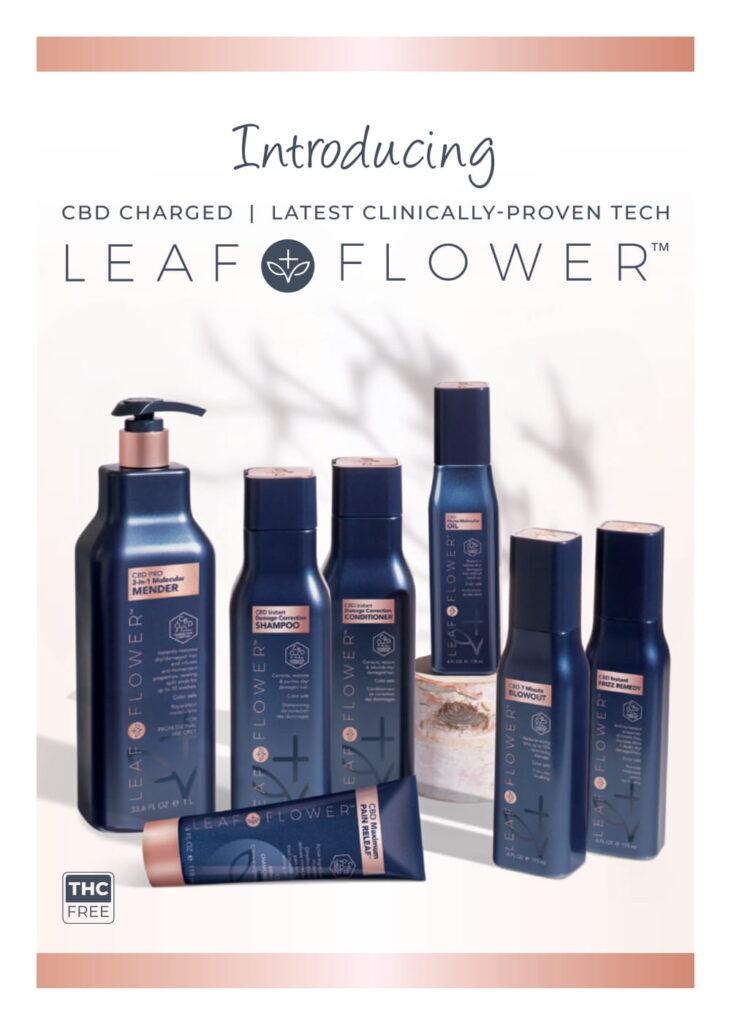 Leaf + Flower – Introducing – Print 5×7″