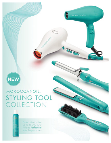 Moroccanoil – Styling Tool Collection – Print 8.5×11