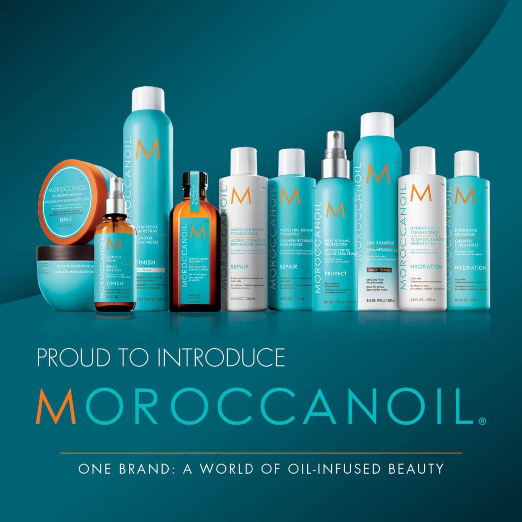 Moroccanoil – Introducing – Social
