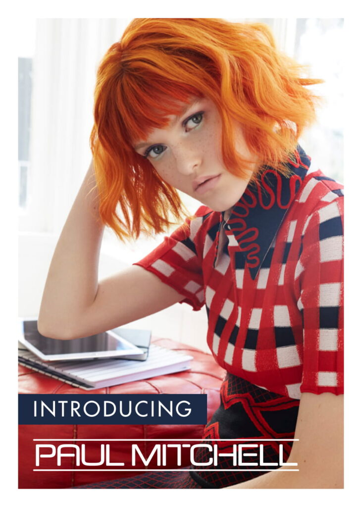 Paul Mitchell – Introducing – Print 5×7″