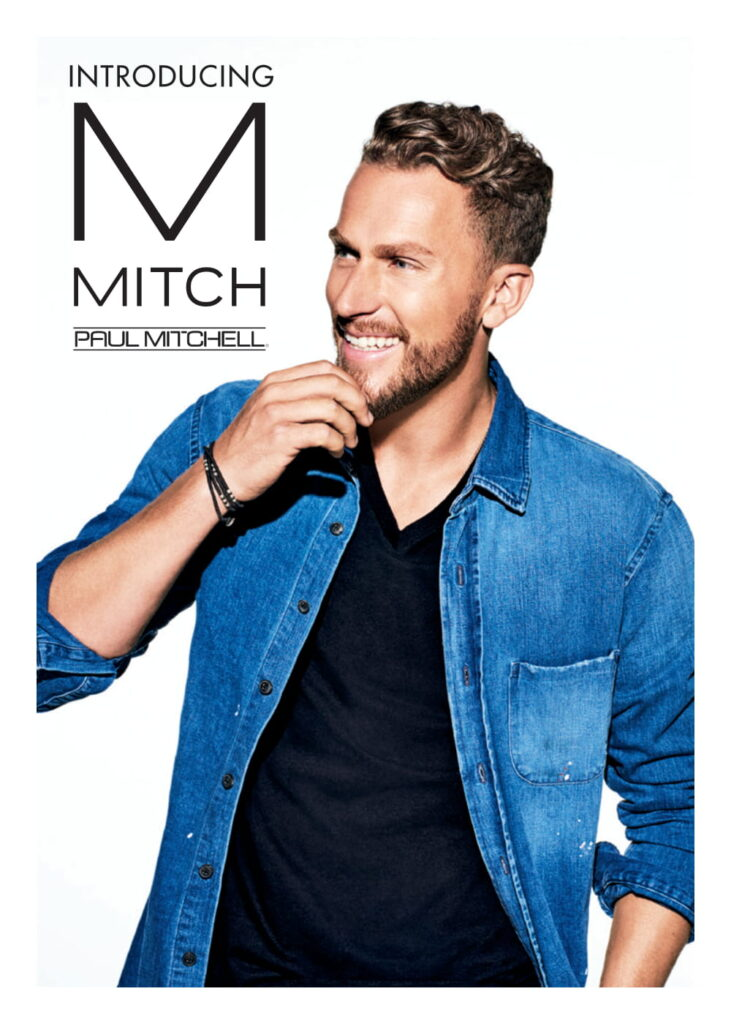 Paul Mitchell Mitch – Introducing – Print 5×7″