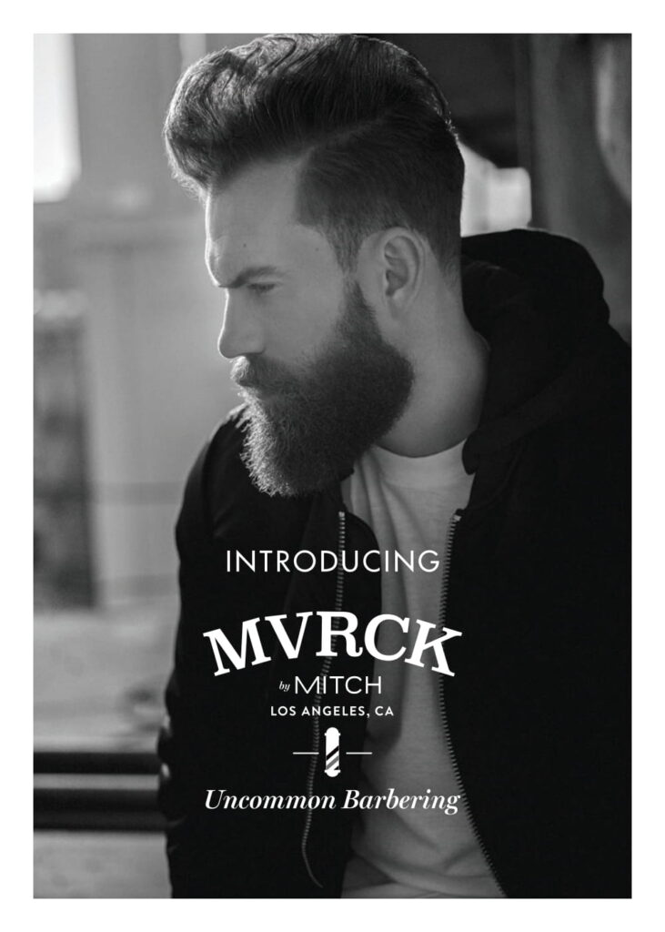Paul Mitchell MVRCK – Introducing – Print 5×7″-1