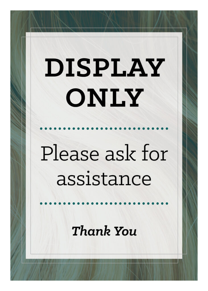 General – Ask for Assistance – Print 5×7