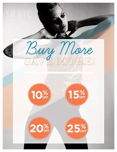 Unite – Buy More, Save More – Print 8.5×11