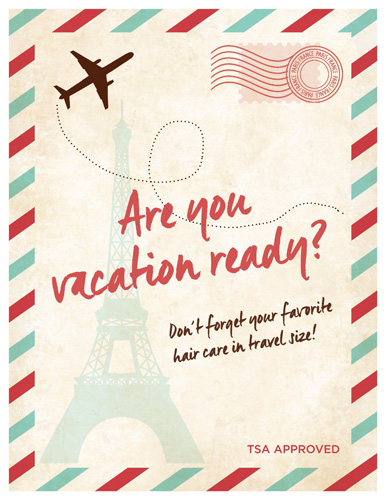 Generic – Vacation Ready Travel Size – Print 8.5×11