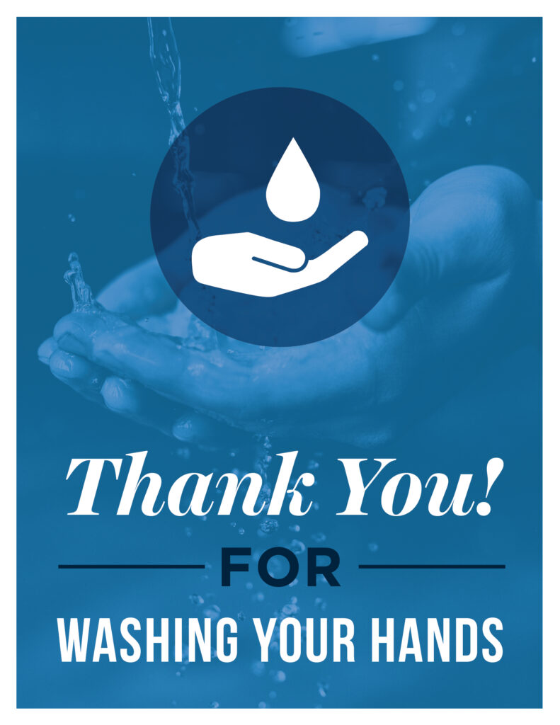 General – Wash Your Hands – Print 8.5×11