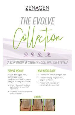 Zenagen – Evolve Product Knowledge – Print 5×7