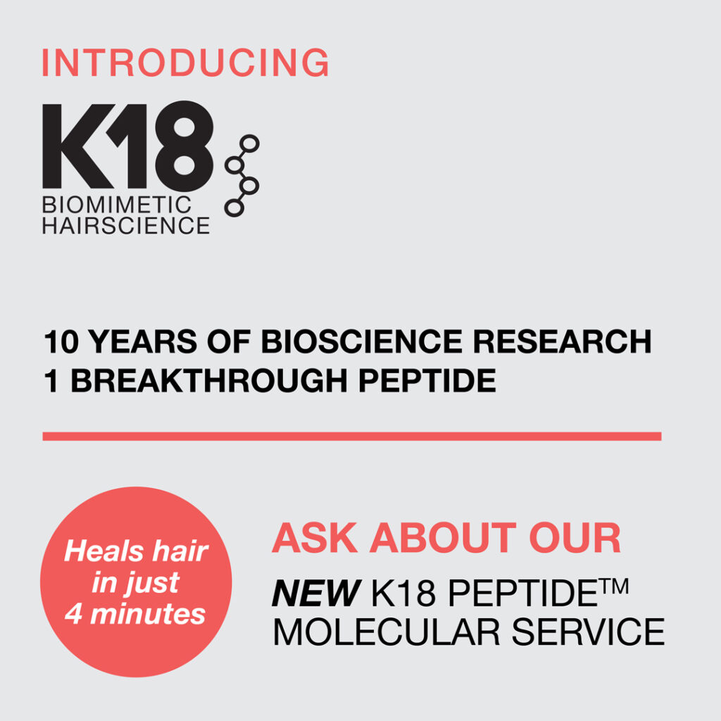 K18 – Ask About Our Peptide Molecular Service – Social