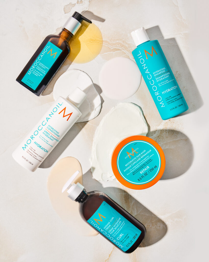 Moroccanoil – Hydration Group – Social