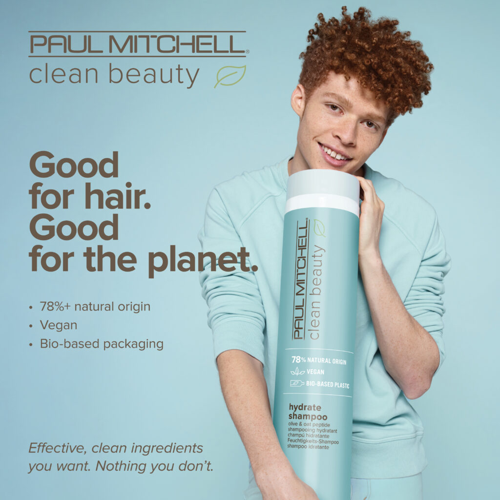 Paul Mitchell Clean Beauty – Good for hair. Good for the planet. – Social