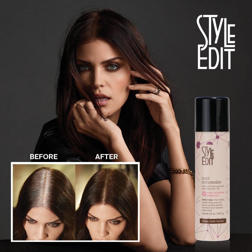 Style Edit – Root Concealer – Social