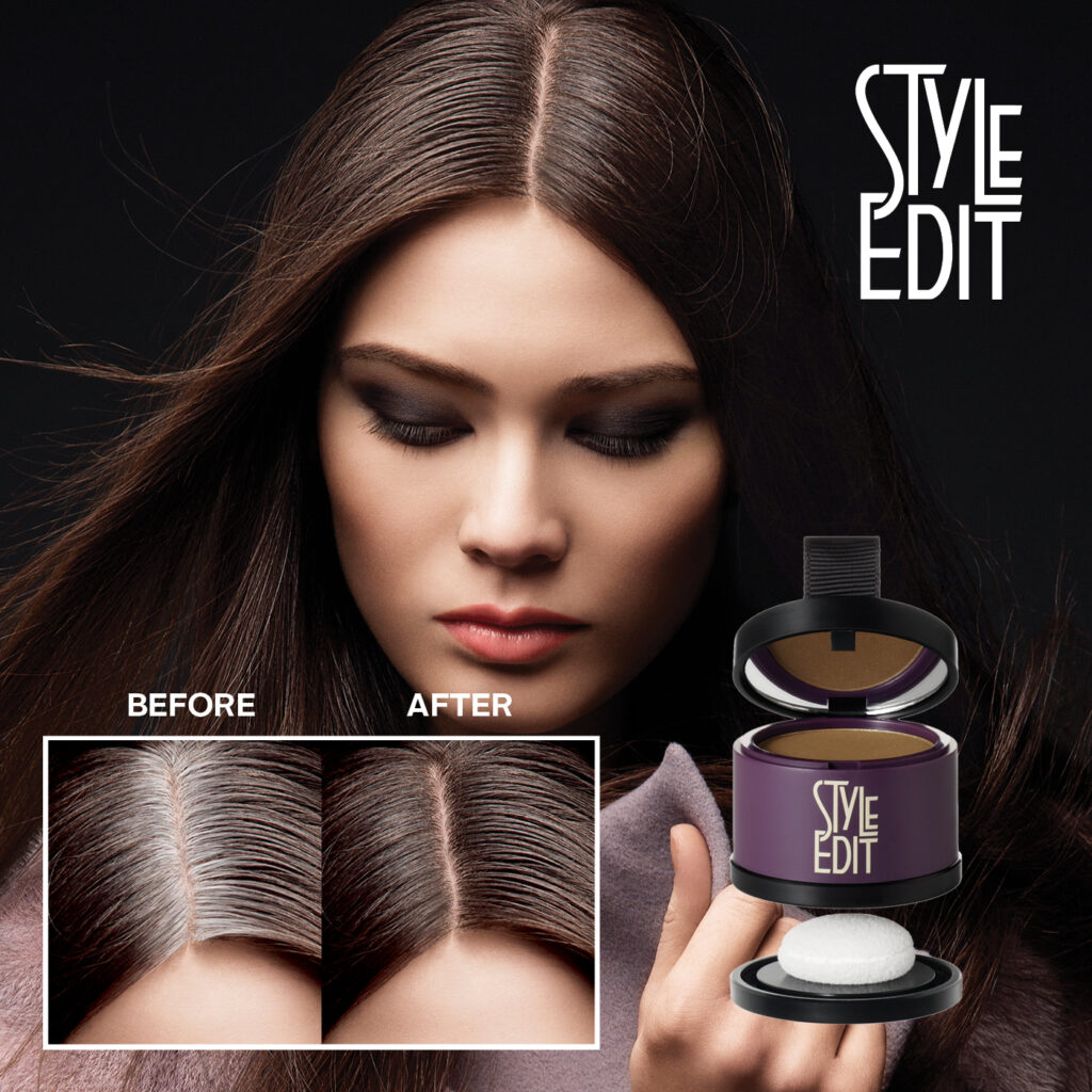 Style Edit – Root Touch Up – Social