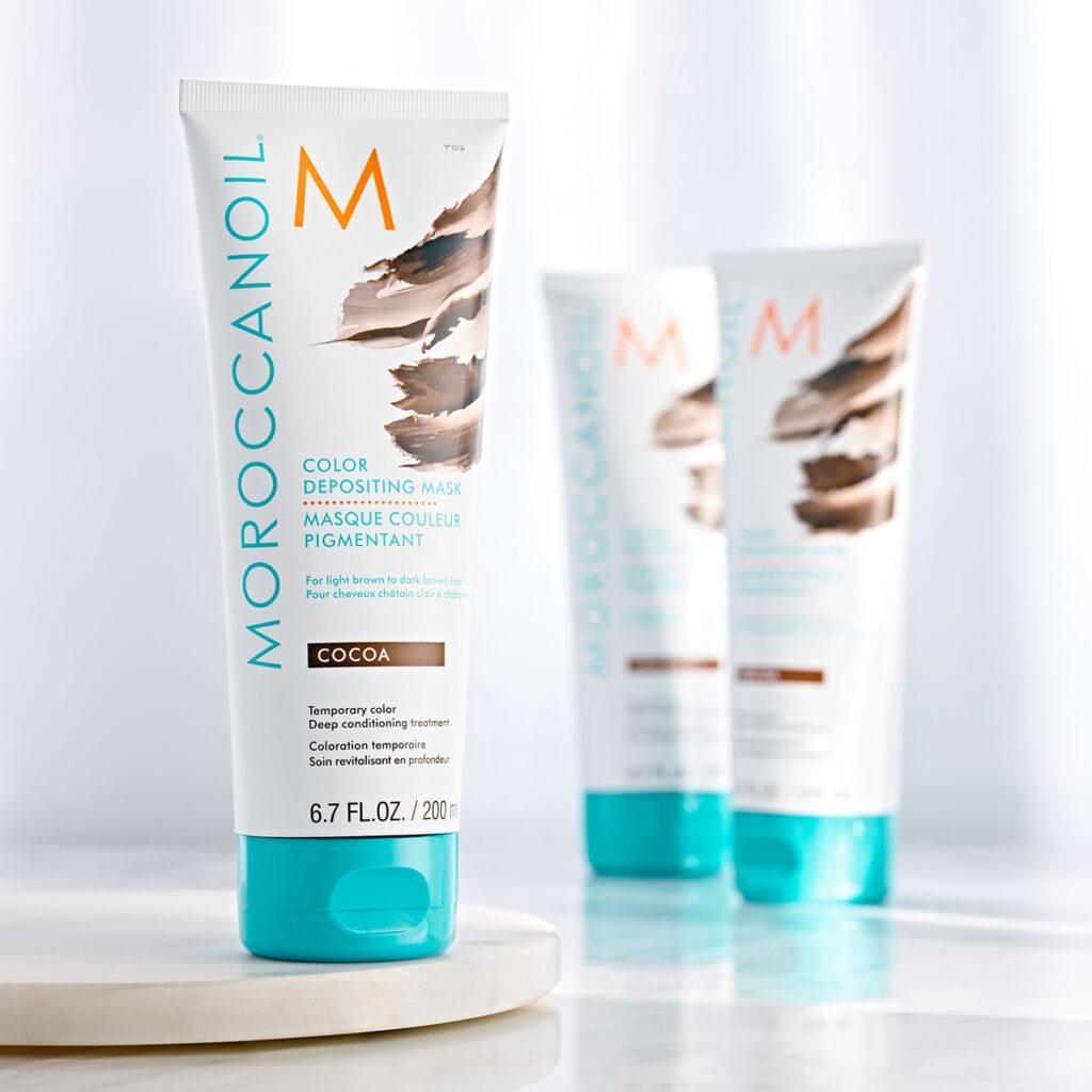 Moroccanoil – Color Depositing Mask Cocoa – Social