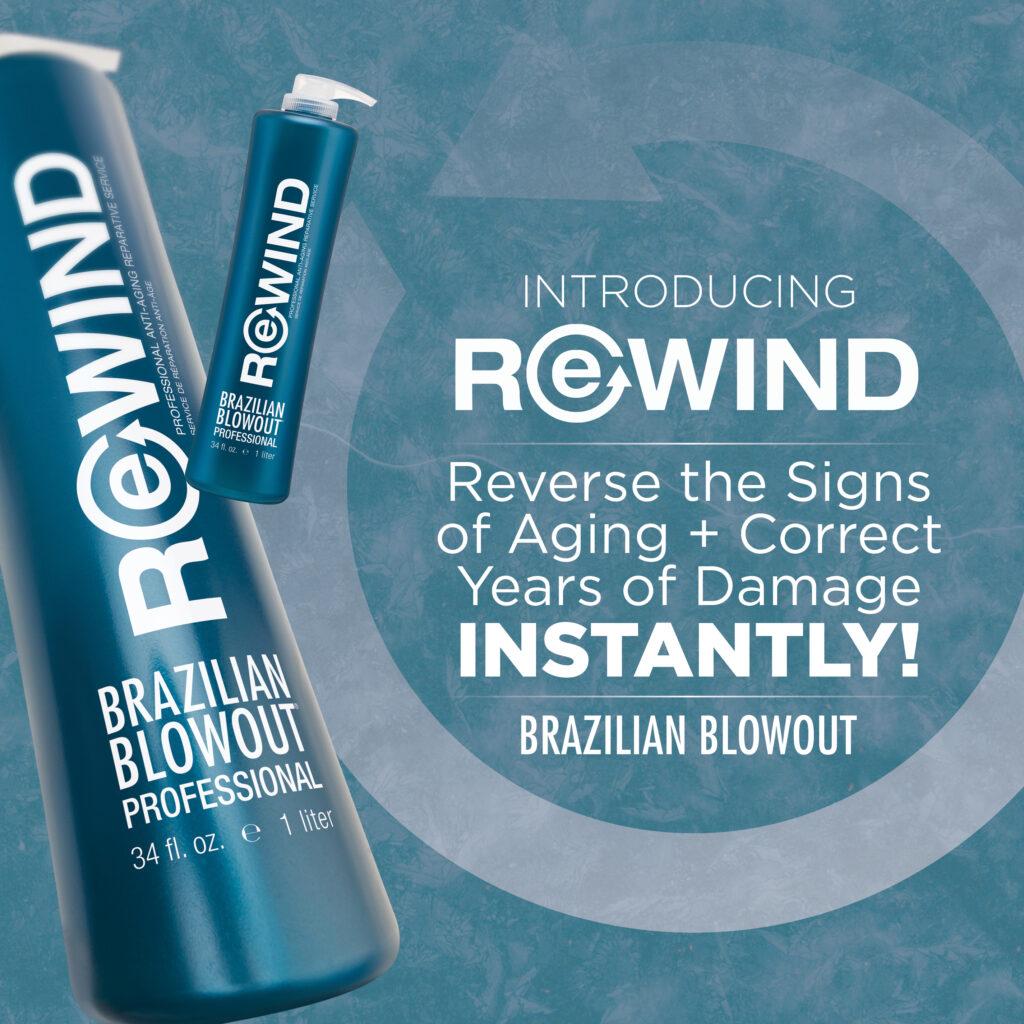Brazilian Blowout – Rewind Treatment – Social