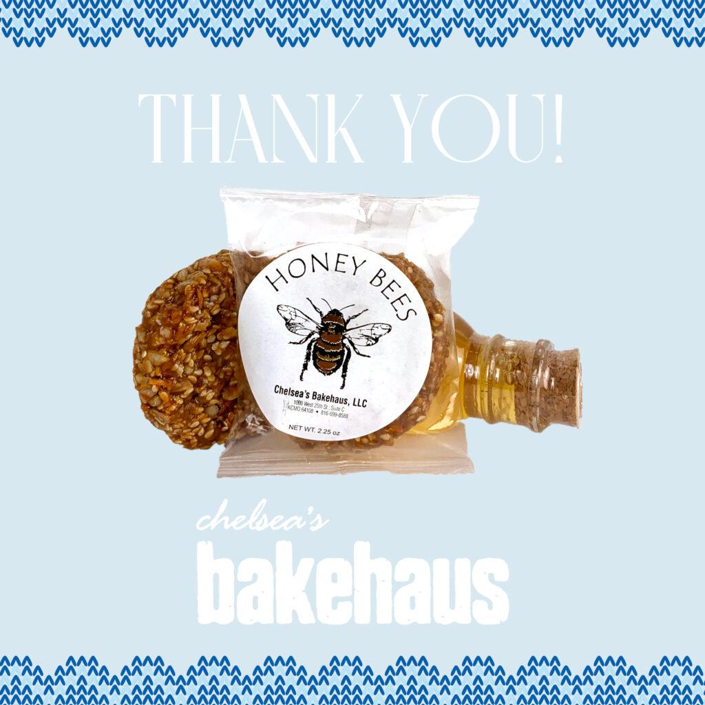 Luxe Box – Thank you Chelsea's Bakehaus – Social
