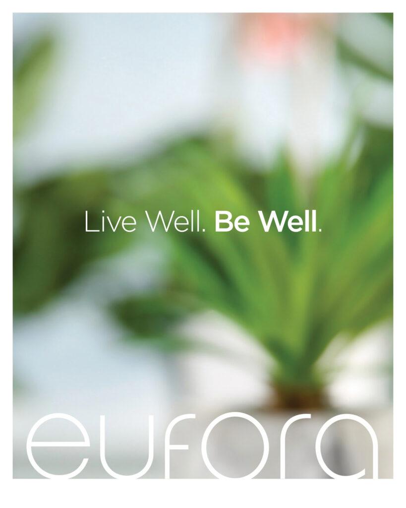 Eufora – Live Well – Print 8×10