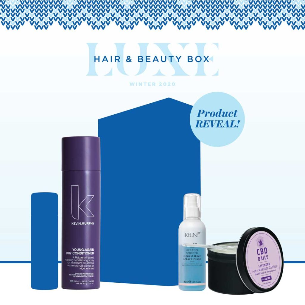 Luxe Box – Product Reveal 3 – Social