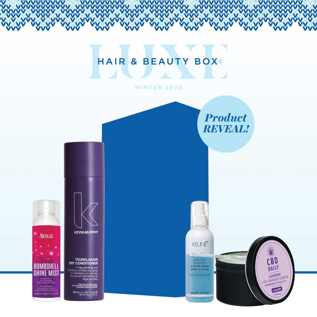 Luxe Box – Product Reveal 4 – Social