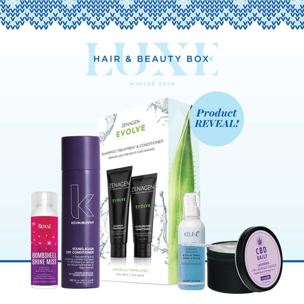 Luxe Box – Product Reveal 5 – Social
