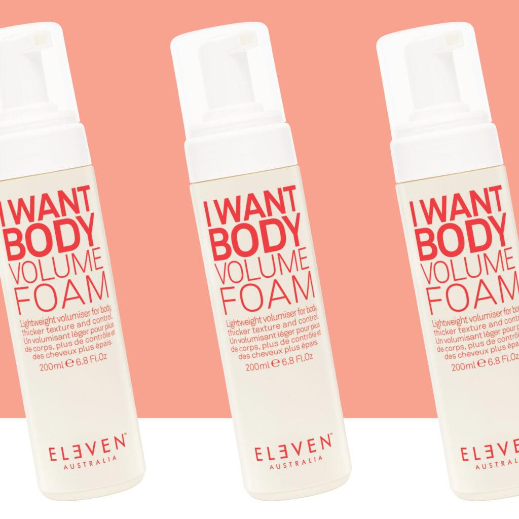 Eleven – I Want Body Volume Foam – Social